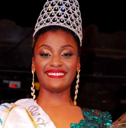 Image of Carnival Queen 2015 Yvana David
