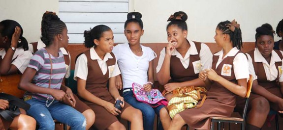Choiseul Secondary Dazzle Splash Concert