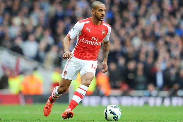 Theo James Walcott