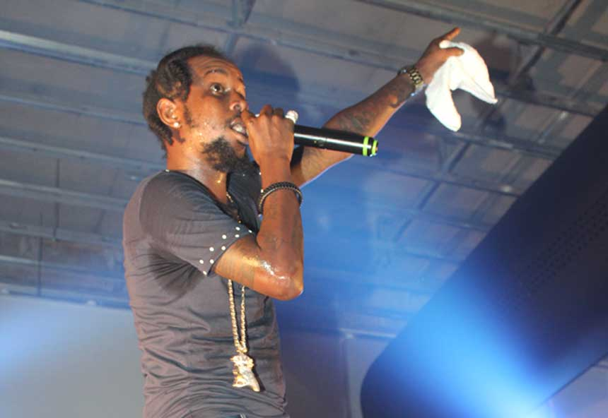 """Kick Out!!! Popcaan Live and """"Lucianized"""" - Yo Magazine St  Lucia"""