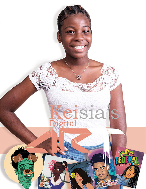 Image of Keisia