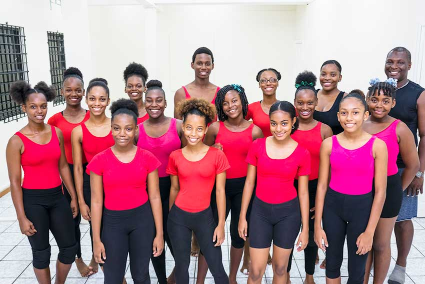Image of Silver Shadow Performing Arts Academy dancers