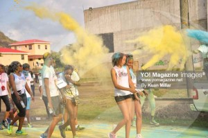 DASH – The Independence  Colour Run