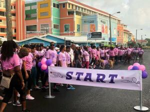 Walking for the Cure 2019